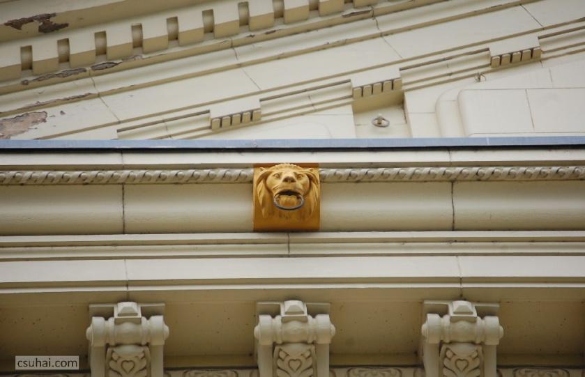 Szabadság tér, egykori Tőzsdepalota/MTV székház