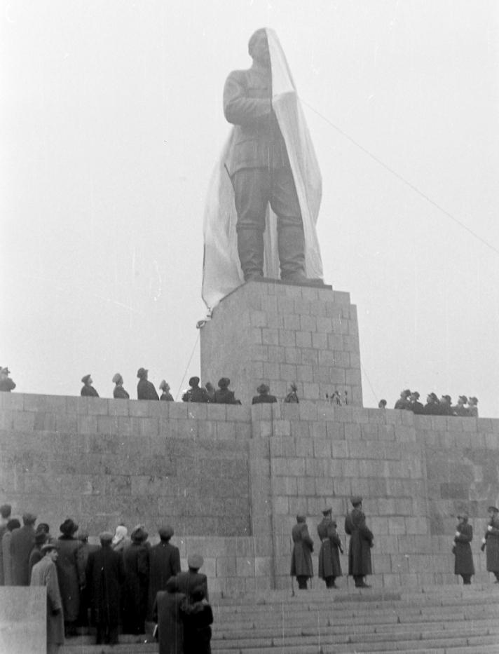 fortepan_16729_1951_Magyar Rendőr