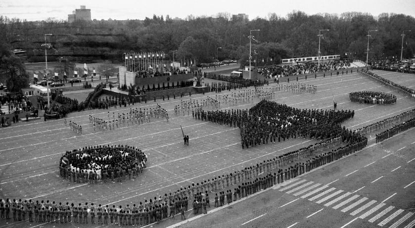 fortepan_67137_1985_Magyar Rendőr